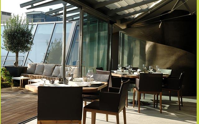 Трендовый гастрономический ресторан в Париже 39V