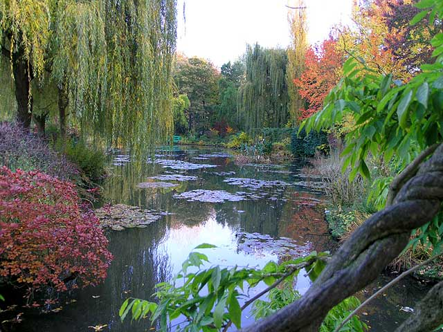Усадьба и сад Клода Моне в Живерни