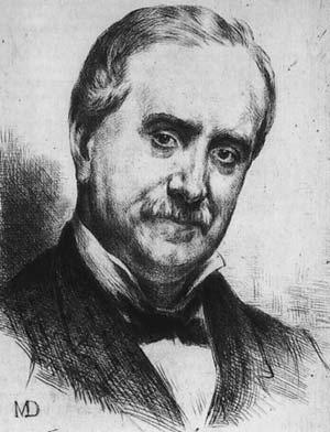 Марселен Дебутэн, портрет Дюран-Рюэля