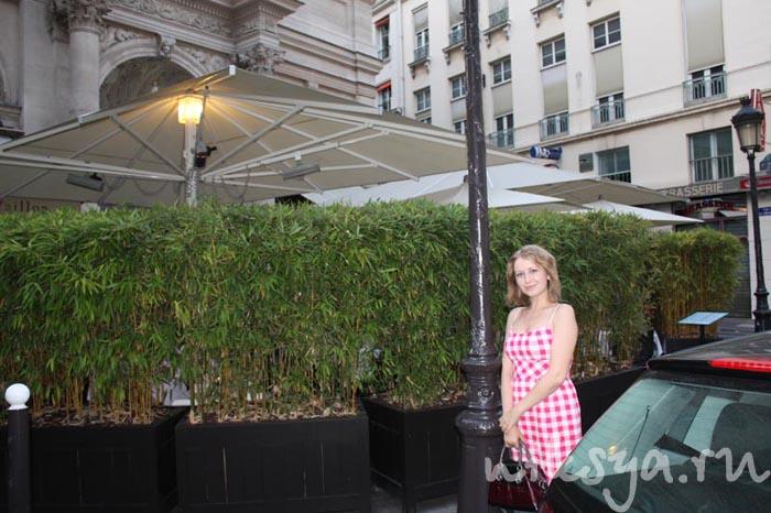 Ресторан Жерара Депардье в Париже