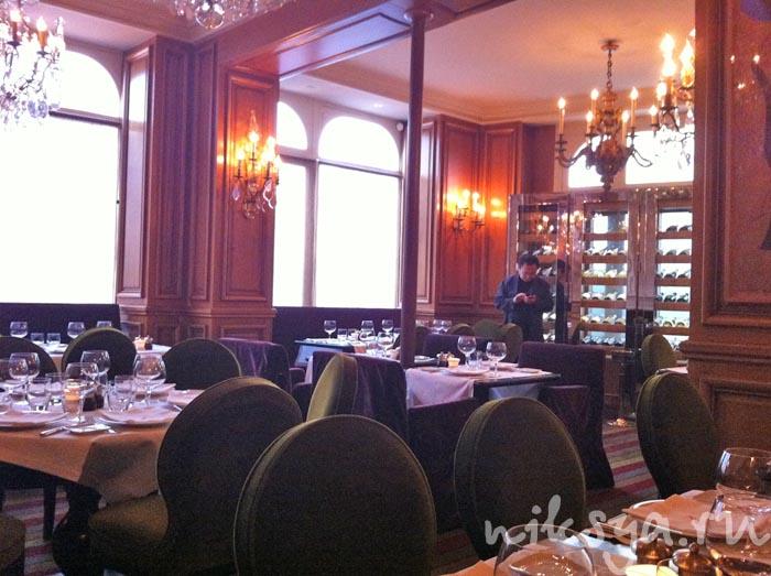 Ресторан Жерара Депардье -