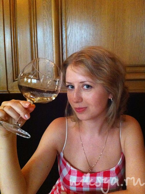 Дегустация вина в ресторане Жерара Депардье