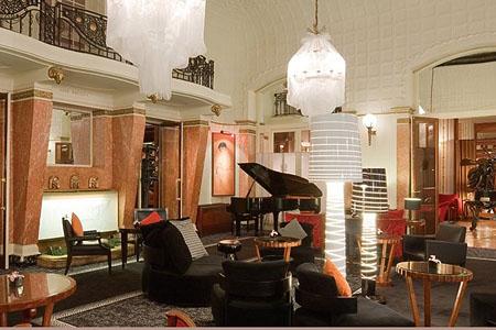 Бар отеля Лютеция