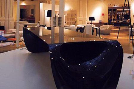 Старейший парижский универмаг Le Bon Marche, мебельныйотдел