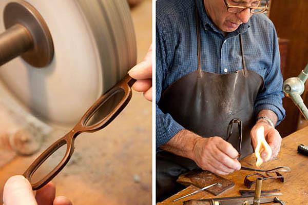Очки Bonnet - уникальное сочетание сочетание ручной работы с самыми передовыми технологиями