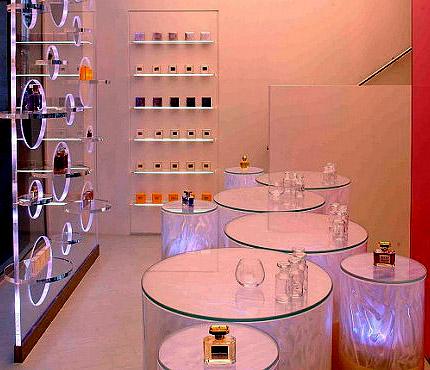 Заказ персонального парфюма в бутике Jean Patou