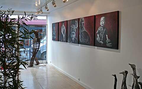 Галерея Lipao-Huang в Париже