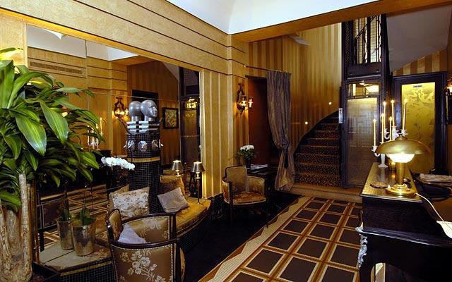 Отель Матис - Париж, Елисейские поля