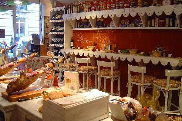 Испанская бакалейная лавка Jabugo Iberico & Co