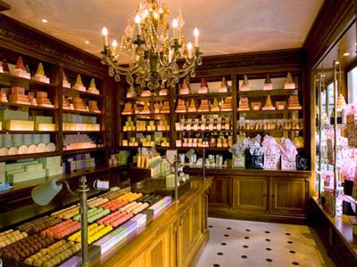 Чайный-салон кондитерская Laduree