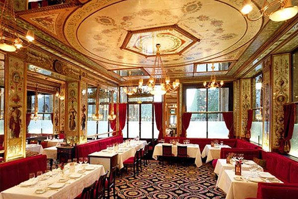 Гастрономический ресторан le Grand Vefour