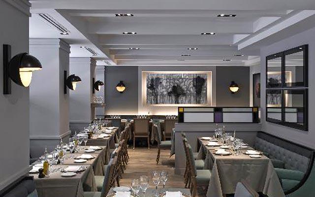 ресторан Maison de la Truffe Париж
