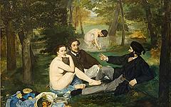 Le Bain ou Le Déjeuner sur l'herbe d'Edouard Manet