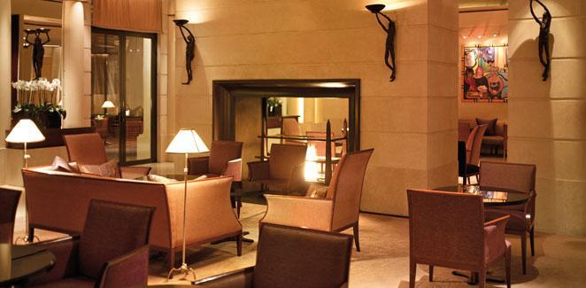 Ресторан гастрономической кухни Террасе Park Hyatt в Париже