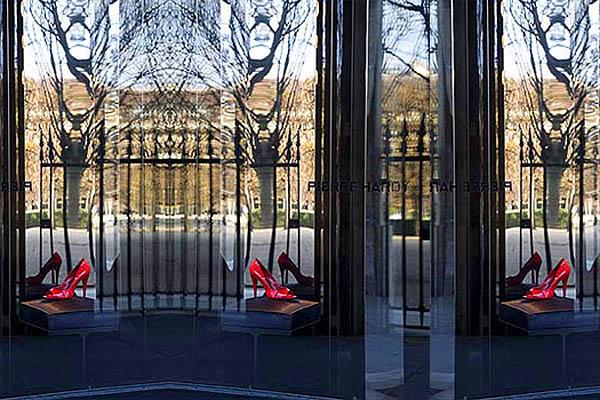 Бутик Pierre Hardy в Palais Royal