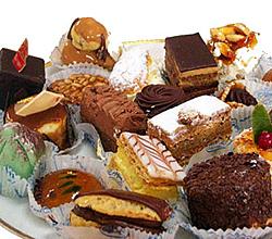 Фото пирожные и торты