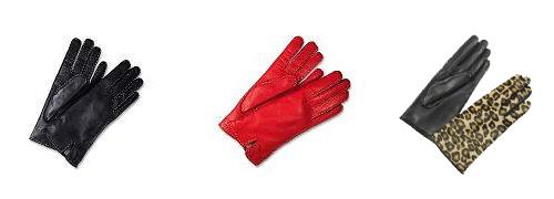 Перчатки - аксессуар, требующий классического стиля и исключительного качества