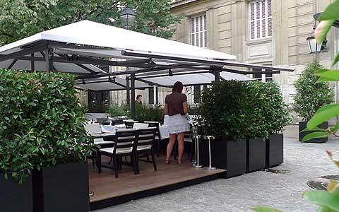 Ресторан «La Société» в Париже