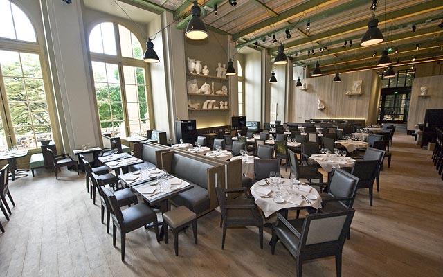 ресторан Mini Palais Париж