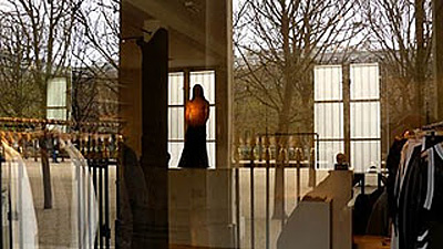 Бутик Rick Owens в квартале Palais Royal