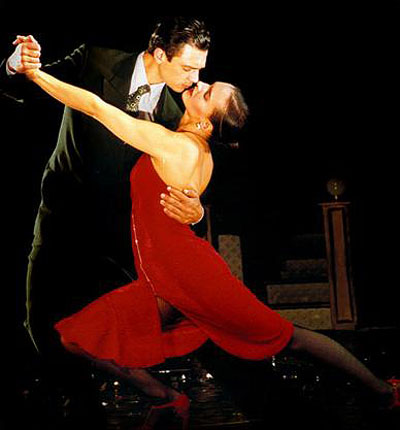 Занятия аргентинским тангом наполнят вашу жизнь новыми эмоциями