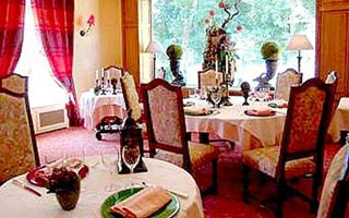 гастрономический ресторан Вербуа в Шантийи